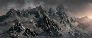 Graphismes de Skyrim
