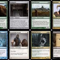 Un jeu de cartes pour The Elder Scrolls 5