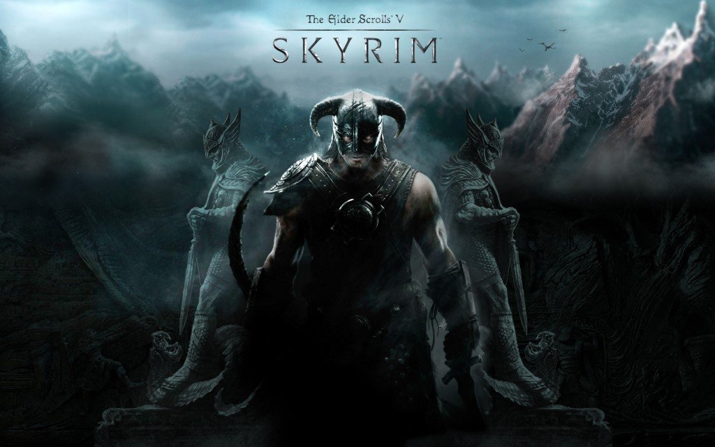 Des Wallpapers Pour Skyrim