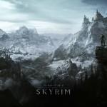 Paysage Skyrim