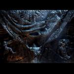 Fresque sur Skyrim