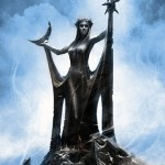 Azura Concept Art de Skyrim