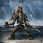 Dwemer Concept Art de Skyrim