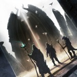 Une équipe Concept Art de Skyrim