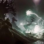 Spectres Concept Art de Skyrim