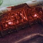 Forge Concept Art de Skyrim