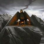 La célèbre forge de Skyrim Concept Art