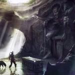 Ruines de Skyrim Concept Art
