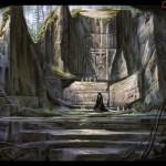 Concept Art de Skyrim : vestiges
